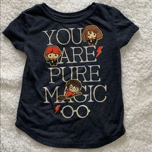 Harry Potter Tee Size 2T